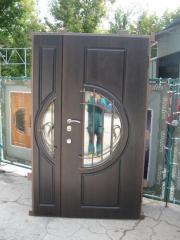 Входная дверь Коттедж вариант 90