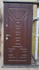 Входная дверь Стандарт вариант 33