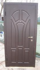 Входная дверь Эконом вариант 9