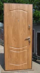 Входная дверь Эконом вариант 10