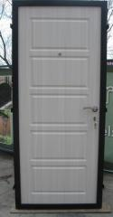 Входная дверь Эконом вариант 13