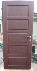 Входная дверь Эконом вариант 15