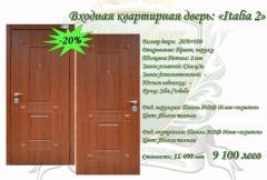 Входная дверь квартирная дверь Italia 2