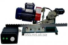 DEVICE FOR SHARPENING OF TAPE SAWS OF GM-3
