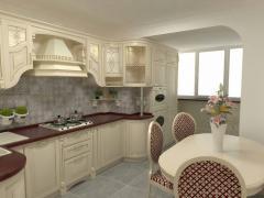 Мебель для кухни, вариант 15