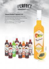 Liqueure DESERT PERFECT 16%  0,5L