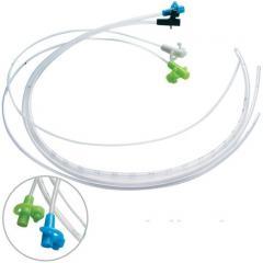 Enterale Ernährung Katheter (ORO-nasale Umsetzung)