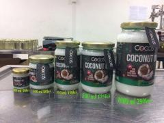 Coconut oil, Ulei de cocos, Coconut oil