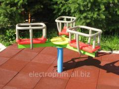 Детские карусели модель E04