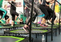 Подарочная карта Fitness + Cangoо + Jumping В Elle Fitness