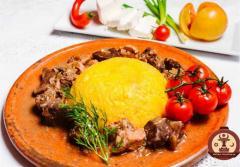 Подарочная карта Ужин в Молдавском ресторане Vatra Neamului