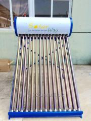 Solar water heater of Solarway RIC-NG-15