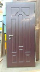 Дверь входная 1-001