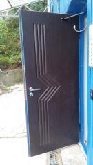 Дверь входная 1-002