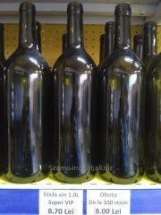 Sticla pentru vin 1.0 Litri. Super VIP