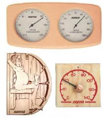 Термометры и Гигрометры Harvia