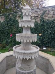 Фонтан садовый декоративный
