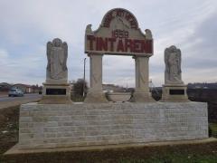 Монумент из камня