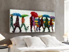 Картина Umbrellas