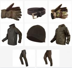 Первоклассная функциональная одежда HART –