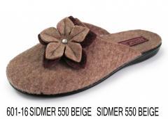 Женская обувь, войлочные тапочки  Belsta