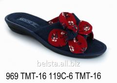 Женские комфортные тапки Belsta (Тапочки домашние)