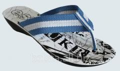 Female beach shoes PU 359