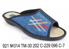 Slippers for women 921 ТМ-13/С-133