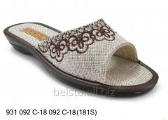Slippers for women 931/479 P-11