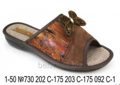 Slippers for women 1-50/202 P-197/203 P-229