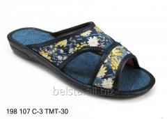 Slippers for women 198 С-112