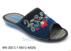 Women's slippers 845 C-12