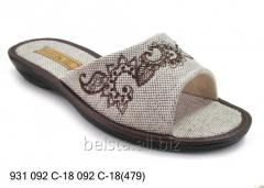 Slippers for women 931/479 P-13