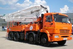 Auto-concrete pumps