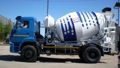 Truck mixers
