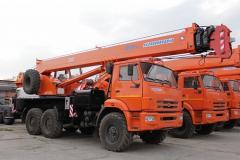 Автомобильный кран kc-55713-5к-3