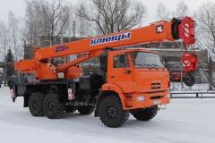 Автомобильный кран kc-55713-5к-1