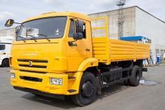 Бортовой автомобиль KAMAZ-43253-28 (R4)