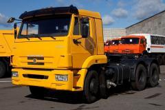 Седельный тягач KAMAZ-65116-23 (A4)