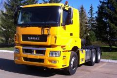 Седельный тягач KAMAZ-65206-87 (S5)