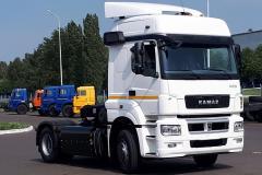 Седельный тягач KAMAZ 5490 NEO с газодизельно