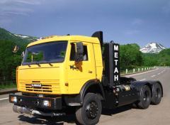Седельный тягач KAMAZ-65116-30 (6х4)