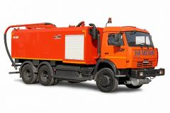 Комбинированная машина КО-560Г с илососным и...