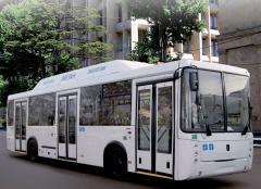 Городской низкопольный автобус 5299-40-51