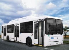 Городской полунизкопольный автобус 5299-30-55