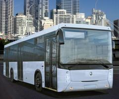 Городской полунизкопольный автобус НЕФАЗ 5299-30-52