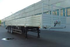 Trailers,  drop-side