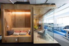 Plywood facing