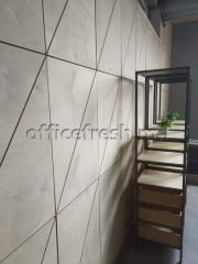 Plywood for Office Fresh walls