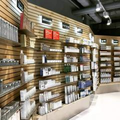 Plywood wall Office Fresh